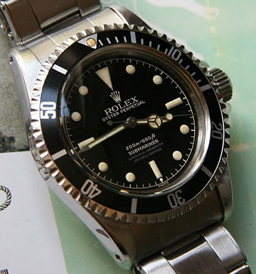 The Gilt Gloss 5512 Submariner A Review By Beaumont Miller Ii